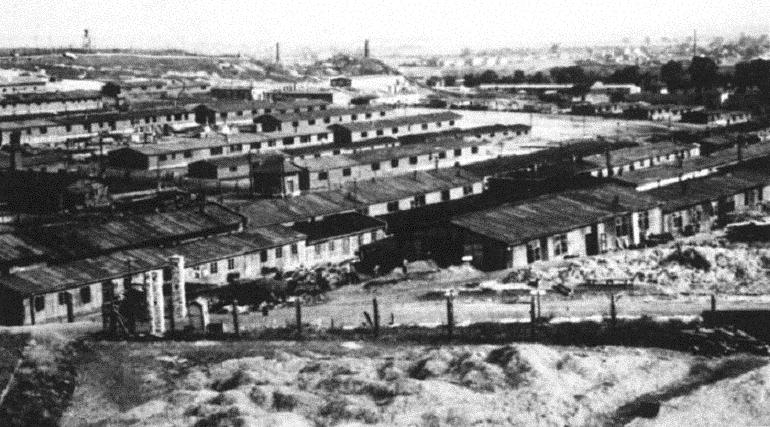 This is what Krakow concentration camp looked like