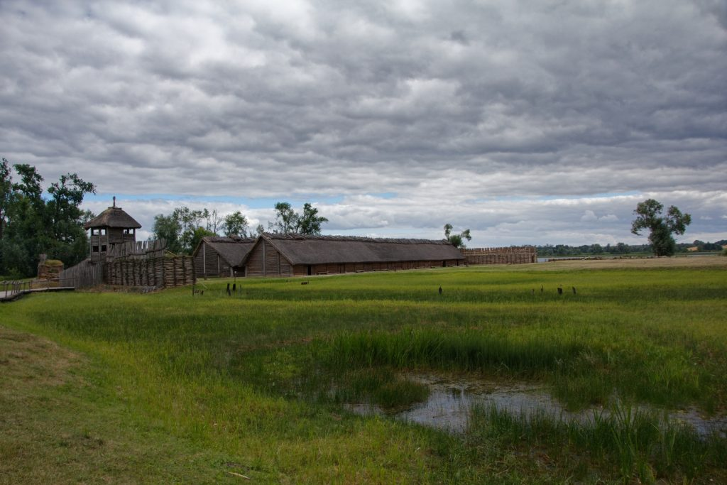 Biskupin archaeological site