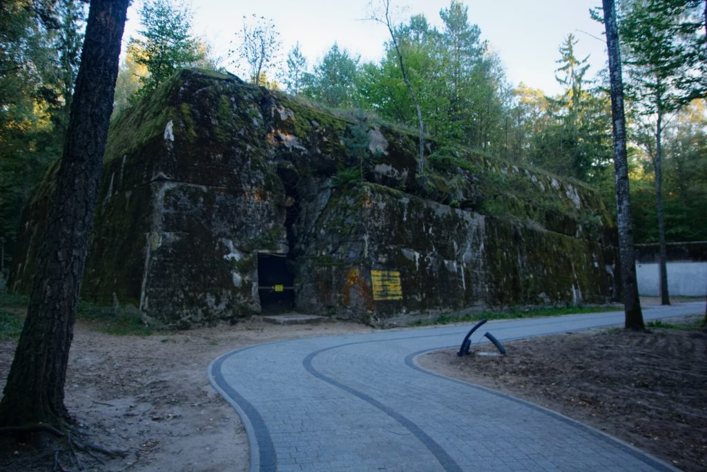 Hitler headquarters - Wolf's Lair