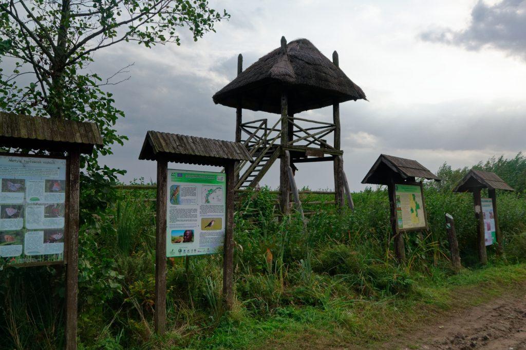 Barwik to Gugny trail - viewpoint